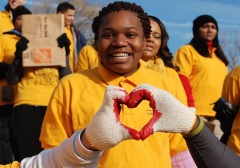 MLK Day of Service 1.19.15